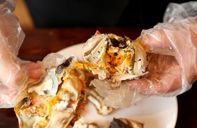 随着供                    售,让你可以省下一笔在馆子吃大闸蟹的