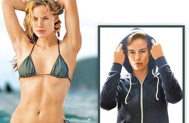 (纽约讯)在竞争激烈的模特儿圈,25岁就已是中年。现年31岁的纽约女模谢勒丝,虽仍维持婀娜身材,但工作邀约已大幅减少。为延长职业生涯,她剪掉一头金色长发,穿上束胸转当男模,效果奇佳,男人不需保持年轻外型,所以我还有很多时间。