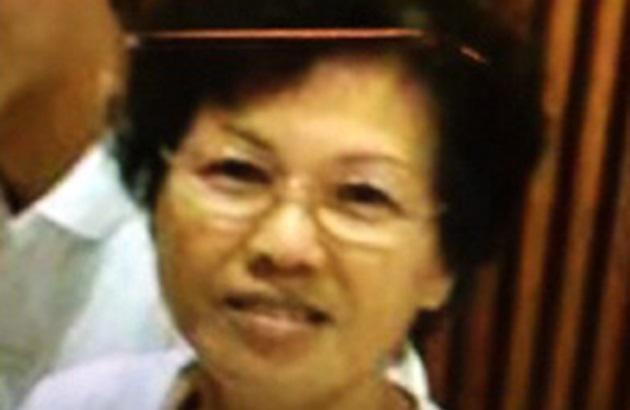 60岁妇女失踪   wanbao.com.sg